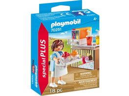 PLAYMOBIL 70251 Slush Ice Verkaeufer