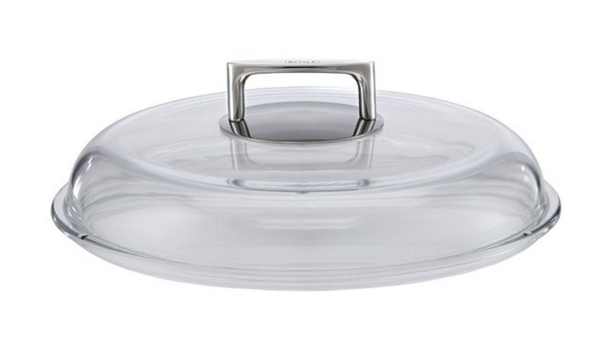 ROeSLE Borosilikat Glasdeckel 28 cm