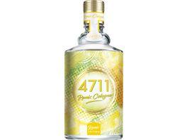 4711 REMIX C ZITRONE Eau de Cologne NS 100ML