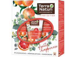 Terra Naturi Geschenkset Fruity Happiness