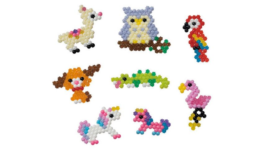 Aquabeads Sternperlen Tier Refill Set