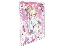 Yu Gi Oh Sammelkartenspiel Ash Blossom 9 Pocket Duelist Portfolio