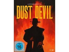 Dust Devil Mediabook DVD Bonus DVD