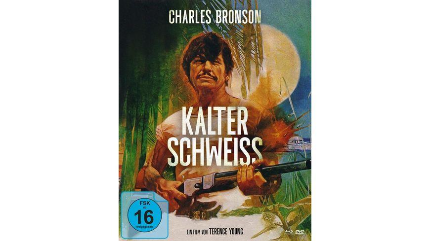 Kalter Schweiss Mediabook Cover B DVD