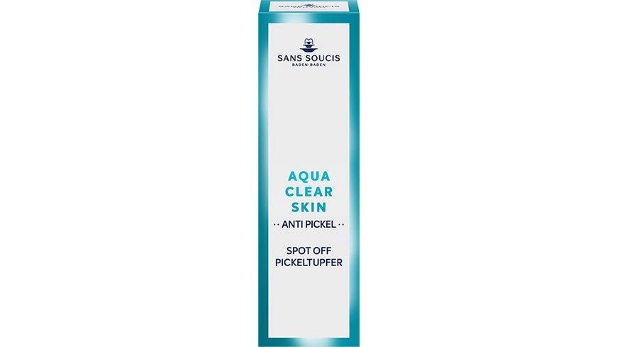 SANS SOUCIS Aqua Clear Skin Spot off Pickeltupfer