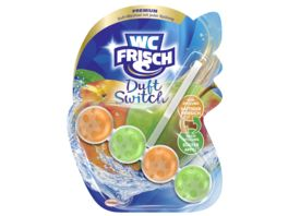 WC Frisch Duft Switch Saftiger Pfirsich Suesser Apfel