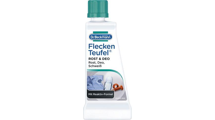 Dr Beckmann Fleckenteufel Rost Deo