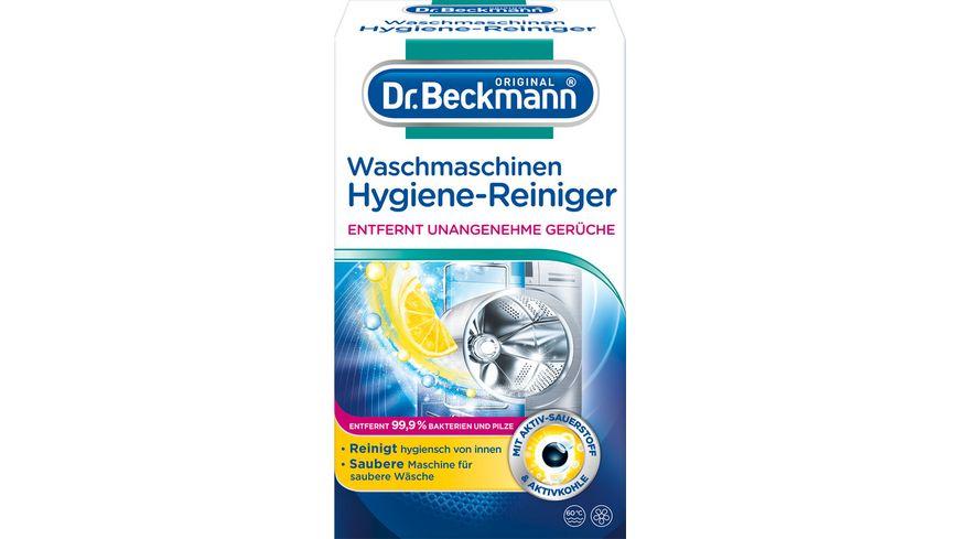 Dr Beckmann Waschmaschinen Hygiene Reiniger