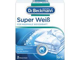 Dr Beckmann Super Weiss