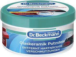 Dr Beckmann Glaskeramik Putzstein