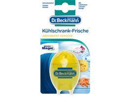 Dr Beckmann Kuehlschrank Frische