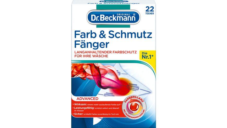 Dr Beckmann Farb Schmutzfaenger