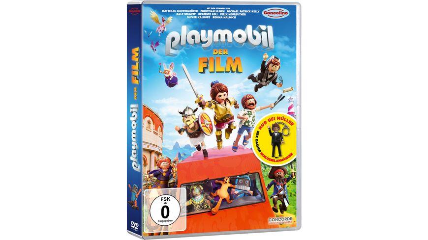 Playmobil Der Film exklusiven Schluesselanhaenger