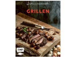 Genussmomente Grillen