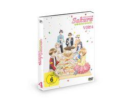 Cardcaptor Sakura Clear Card Vol 4 Episode 18 22 2 DVDs