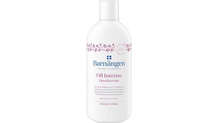 BARNÄNGEN Duschgel Oil Intense