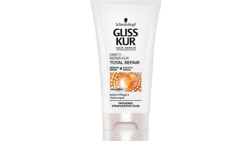 SCHWARZKOPF GLISS KUR Direct-Repair-Kur Total Repair
