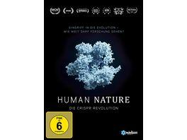 Human Nature Die CRISPR Revolution OmU