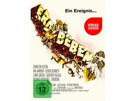 Erdbeben 3 Disc Mediabook 2 Blu ray DVD