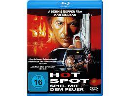 The Hot Spot Spiel mit dem Feuer