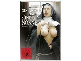 Intimes Gestaendnis einer suendigen Nonne