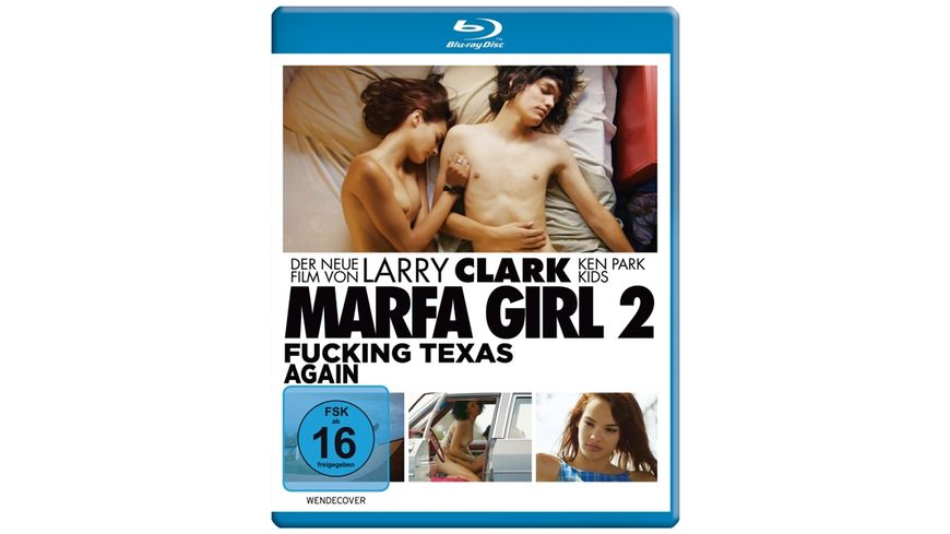 Marfa Girl 2 Fucking Texas Again