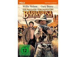 Die Ballade vom Banditen Barbarosa Grossartiger Western mit Willie Nelson und Gary Busey Pidax Western Klassiker