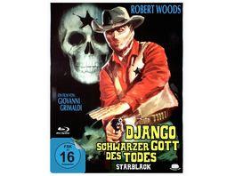 Django Schwarzer Gott des Todes