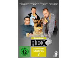 Kommissar Rex Die komplette 7 Staffel 2 DVDs
