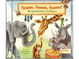 Summ Summ Summ Tierlieder
