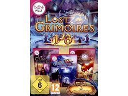 Lost Grimoires Trilogie