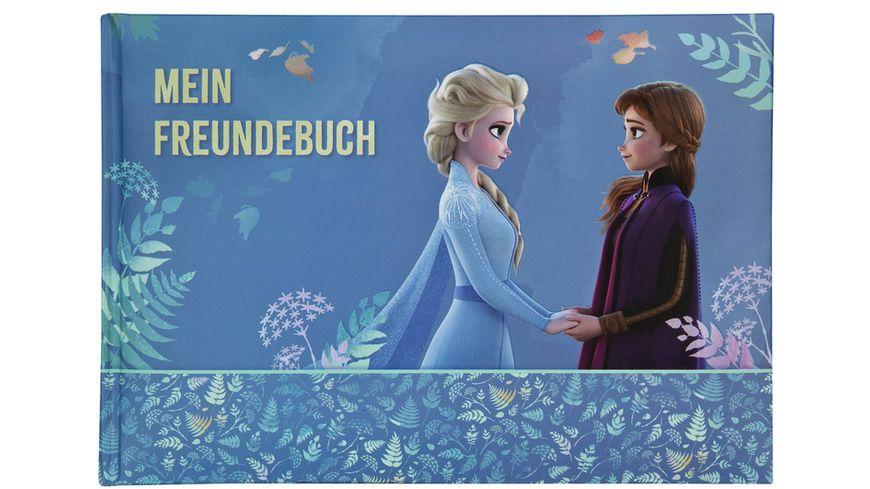 Freundebuch Frozen 2 A5