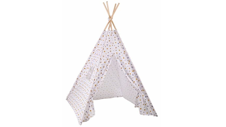 Mueller Toy Place Kinderzelt Tipi