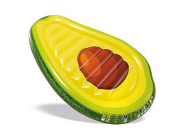 Intex Schwimm Lounge Yummy Avocado 168 cm