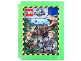 Blue Ocean LEGO Jurassic World Sammelsticker 1 Tuete