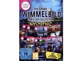 Die grosse Wimmelbild Mystery Thriller Collection