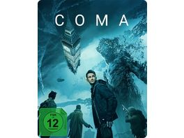 Coma Limited SteelBook