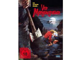 Vor Morgengrauen Mediabook DVD