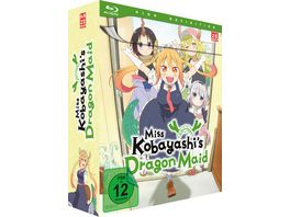 Miss Kobayashi s Dragon Maid Vol 1 Limited Edition Sammelschuber