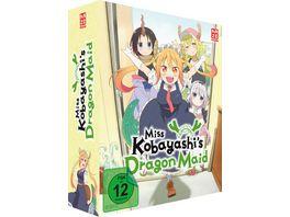 Miss Kobayashi s Dragon Maid Vol 1 Limited Edition Sammelschuber