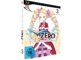 Re ZERO Starting Life in Another World Blu ray Vol 3