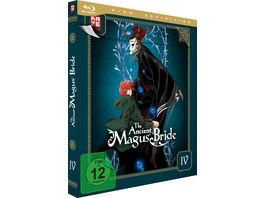 Ancient Magus Bride Blu ray Vol 4