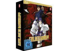 Golden Kamuy Vol 1 Limited Edition Sammelschuber