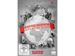 Die Deutsche Wochenschau Deutschland deine Geschichte Komplettbox Alle 250 Folgen 14 DVDs