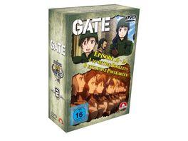 Gate 2 Staffel Gesamtausgabe DVD Box 4 DVDs