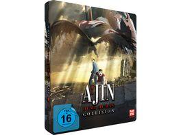 Ajin Collision Teil 2 der Movie Trilogie Steelcase Limited Special Edition