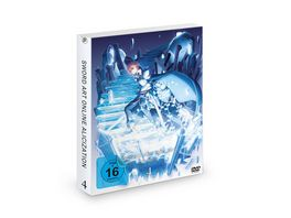 Sword Art Online Alicization 3 Staffel DVD Vol 4 Episode 19 24 2 DVDs