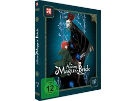 Ancient Magus Bride DVD Vol 4
