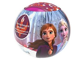 CRAZE Frozen II Surprise Ball mit 6 Ueberraschungen