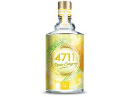 4711 Remix Cologne Zitrone Eau de Cologne Natural Spray